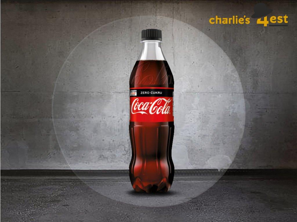 Coca Cola Zero 1